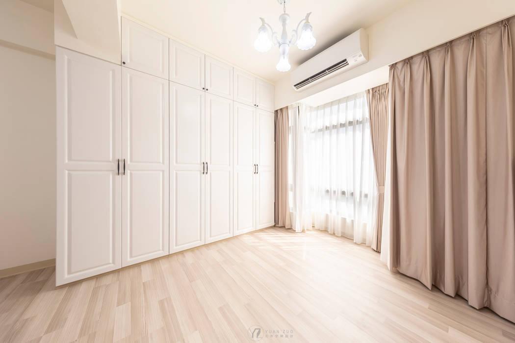 Dressing room by 元作空間設計, Scandinavian