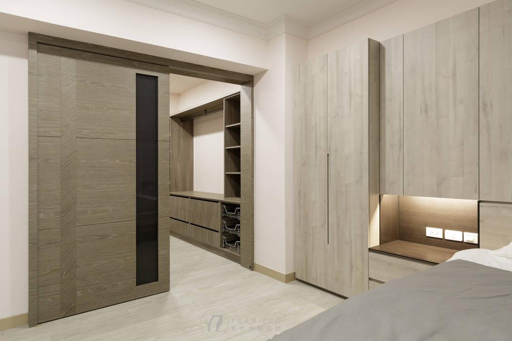 室內更衣室 元作空間設計 更衣室