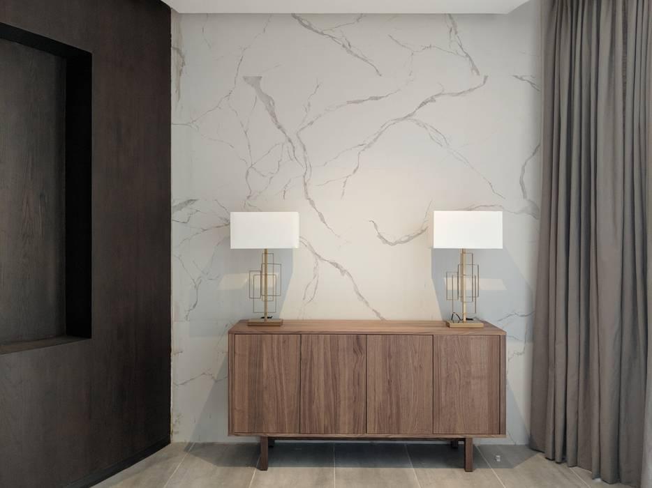 :  غرفة السفرة تنفيذ FN Design, حداثي