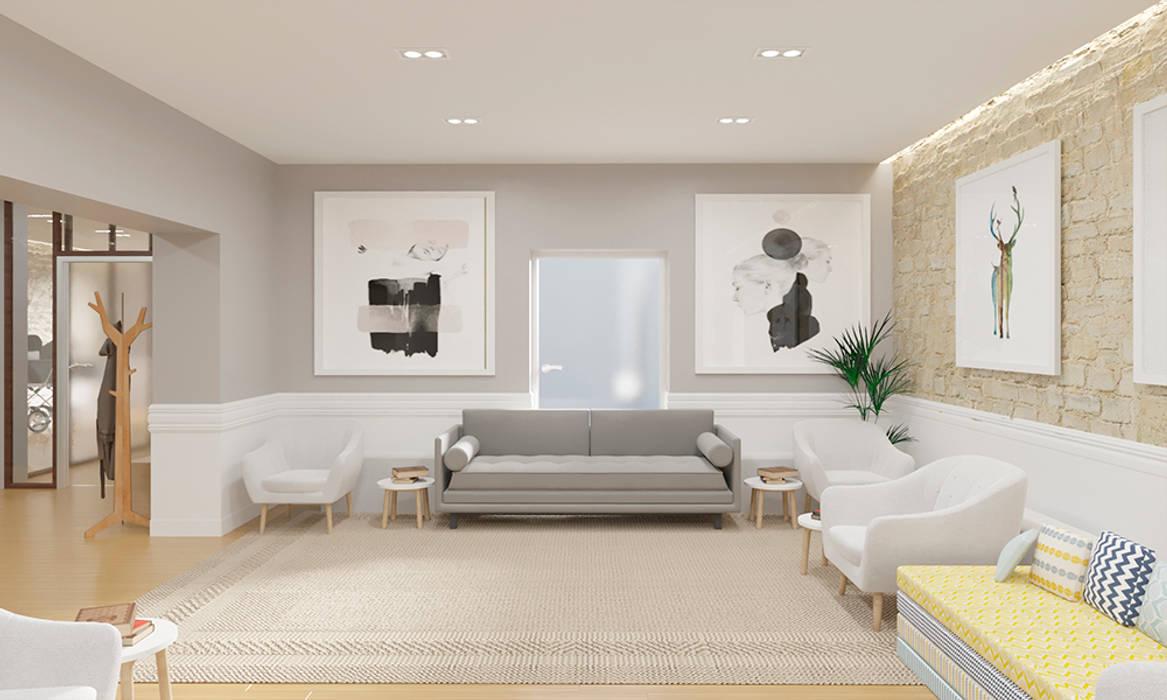 Baby room by NRN diseño de interiores,