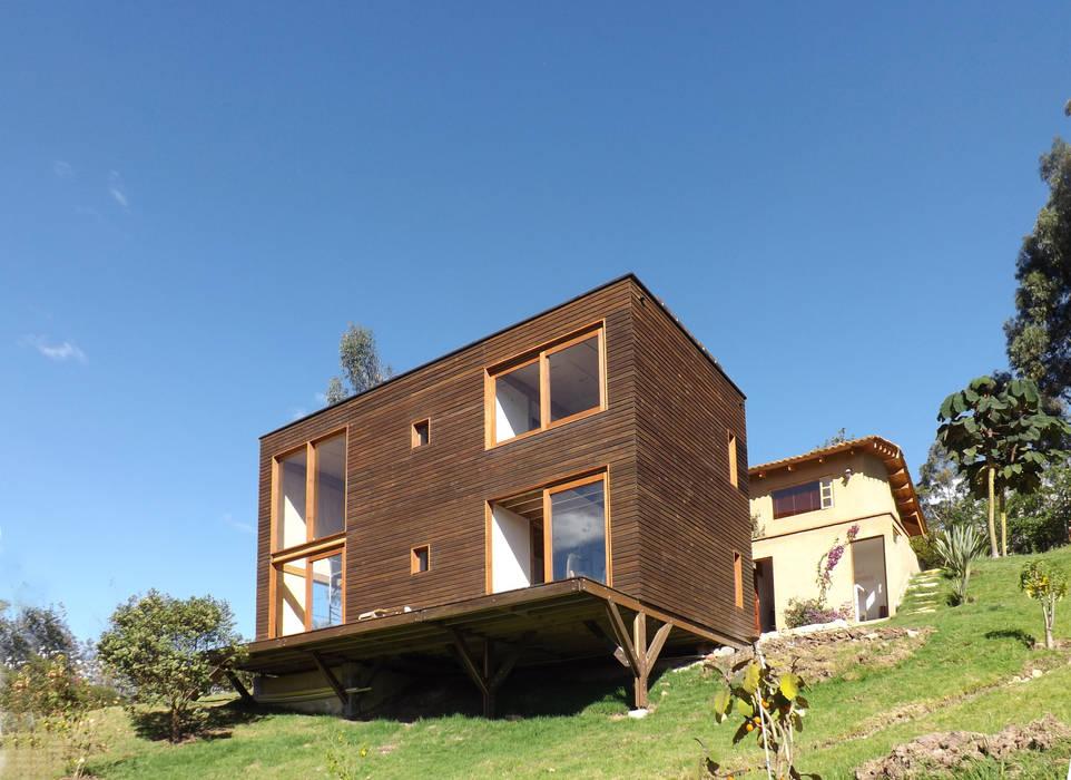 casa infinito Casas modernas de CPM Moderno
