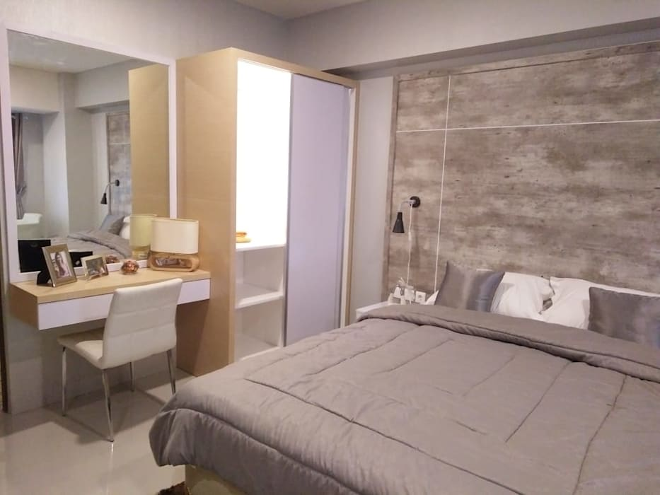 Interior Studio Show Unit Bandara City Apartment Oleh PT. PANCAR KREASI ABADI