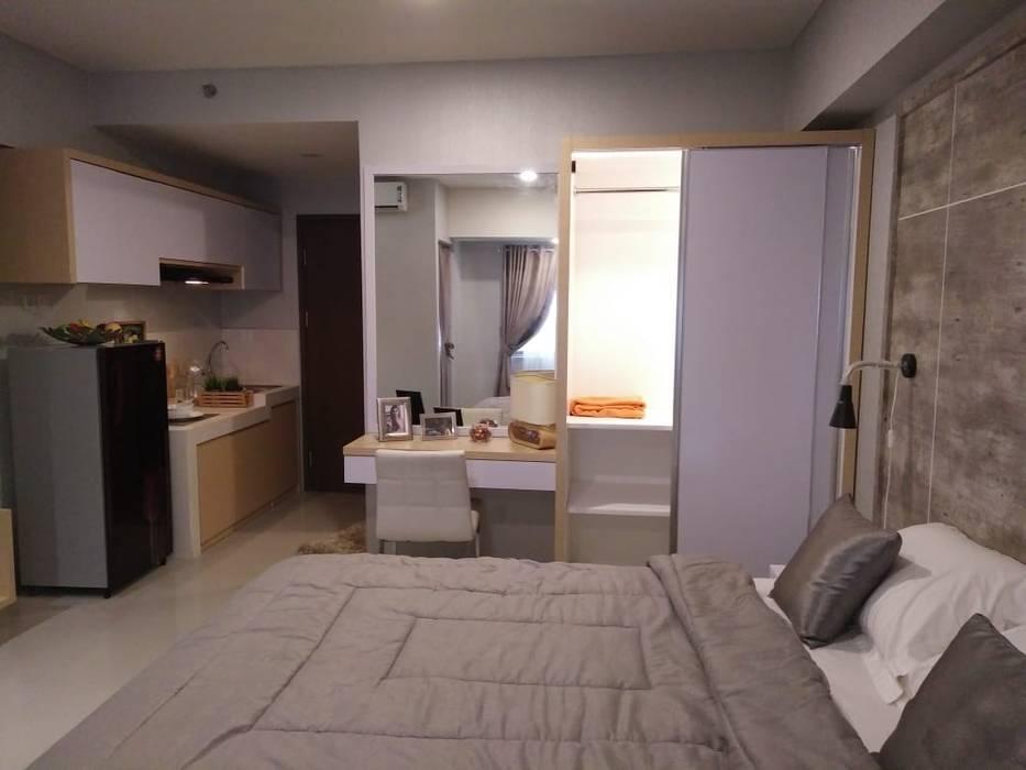 Interior Studio Show Unit Bandara City Apartment Oleh PT. PANCAR KREASI ABADI