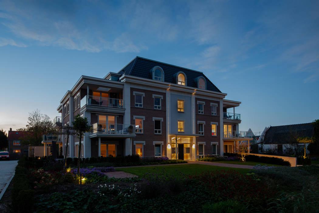 Sonnehoeck:  Huizen door Sander Douma Architecten BNA