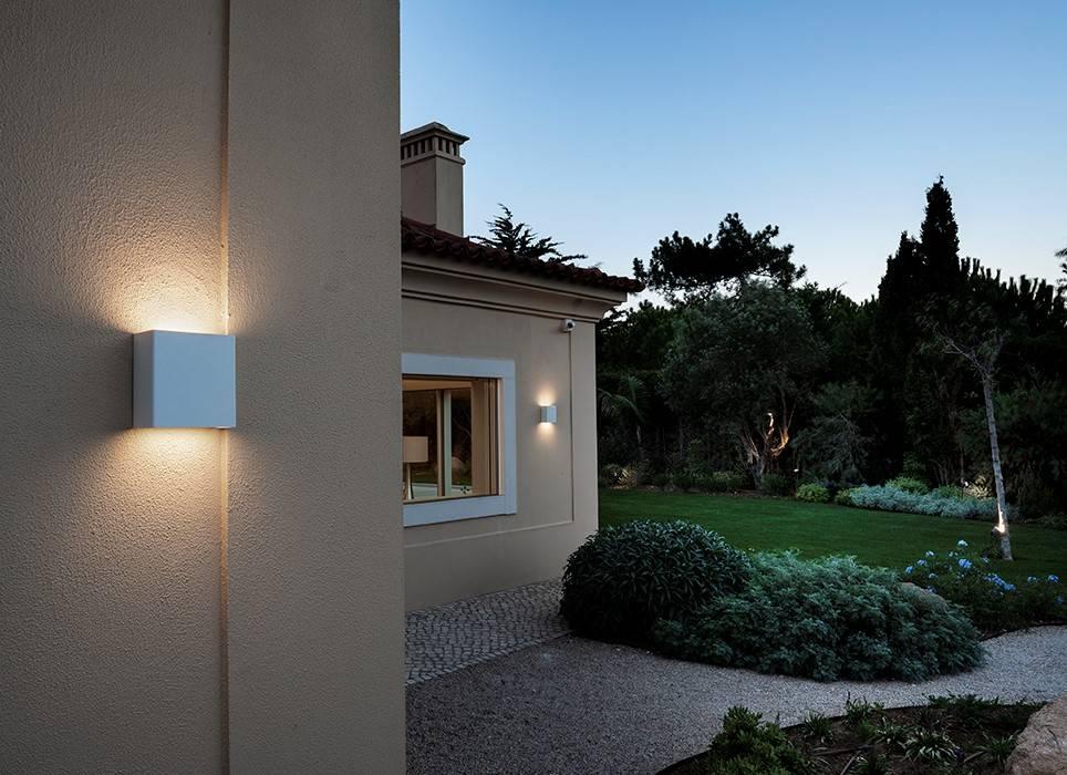 JARDIM CASCAIS Jardins modernos por LIGHT DESIGN PORTUGAL Moderno
