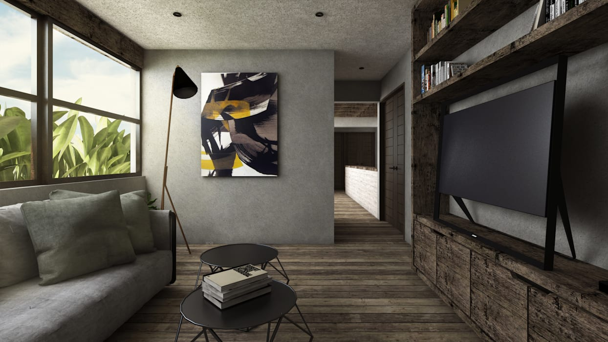 by Mouret Arquitectura Rustic