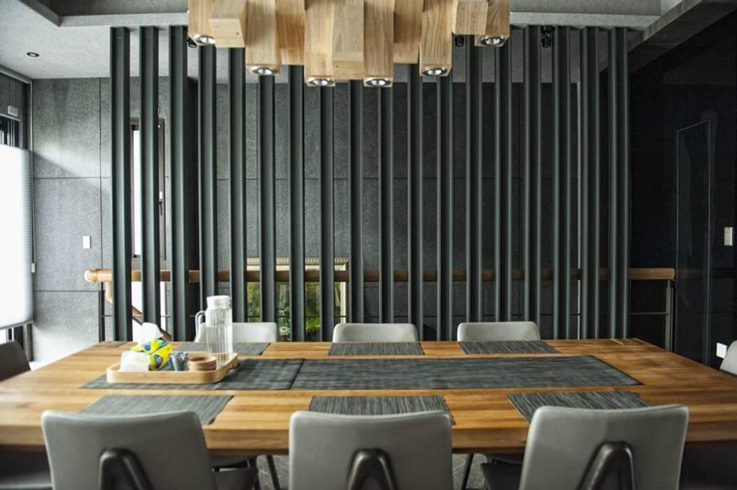 二樓餐廳 根據 勻境設計 Unispace Designs 現代風