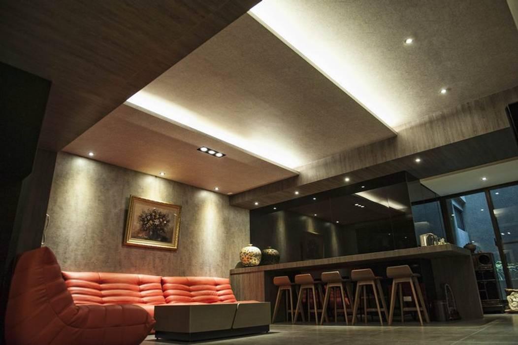 休憩空間 根據 勻境設計 Unispace Designs 現代風
