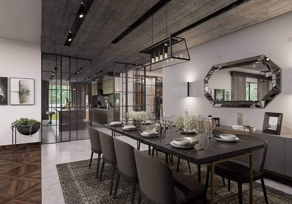 Aksesuarlar Modern Yemek Odası ANTE MİMARLIK Modern