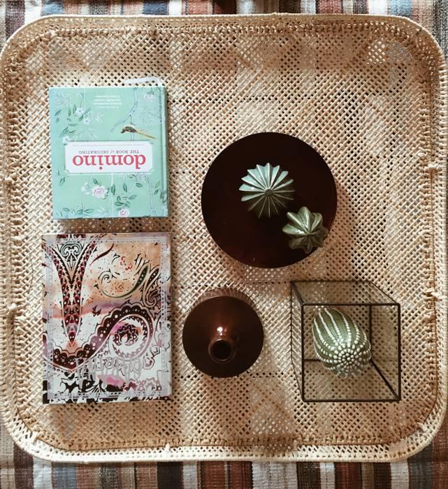 par Rafaela Fraga Brás Design de Interiores & Homestyling Rustique Rotin / Osier Turquoise