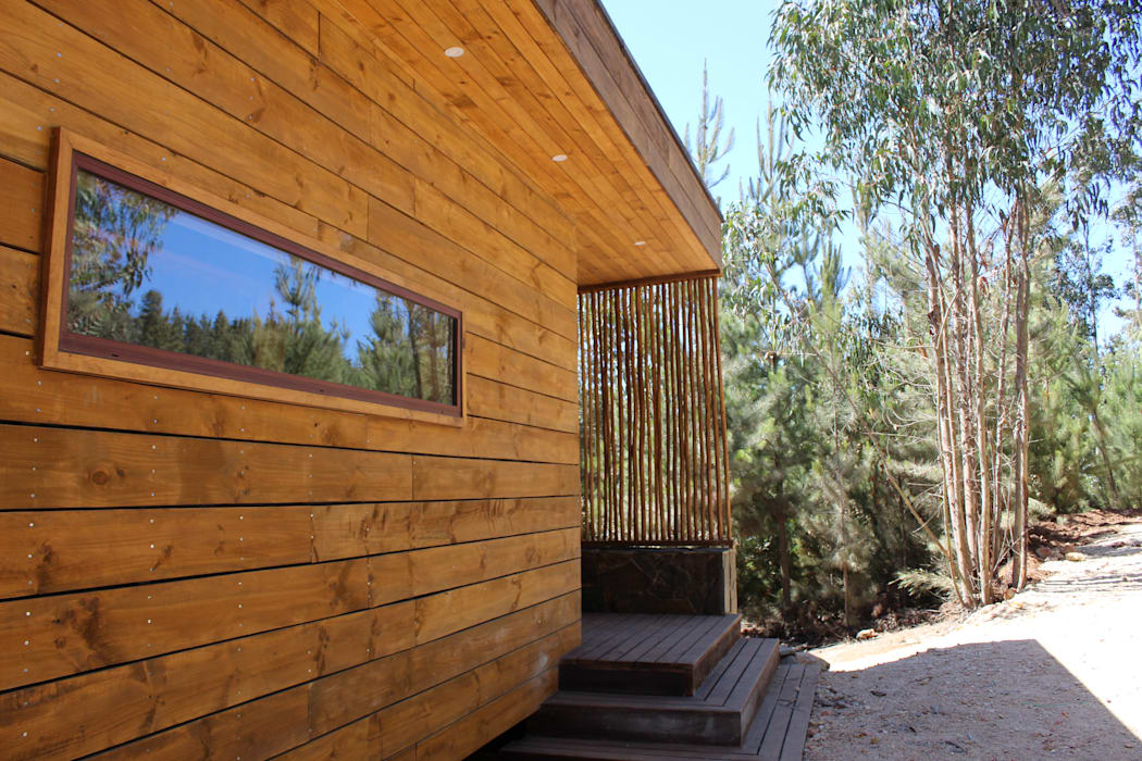 Country house by Kimche Arquitectos ,