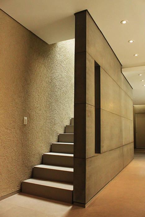 Depois da Reforma: A escada :   por Marcos Takiguthi Arquiteto
