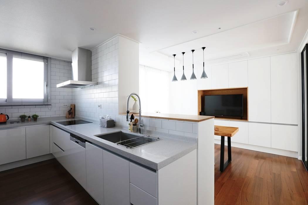 더집디자인 (THEJIB DESIGN) ห้องครัว