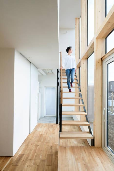階段 一級建築士事務所 Atelier Casa 階段