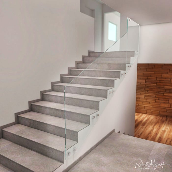 Before and After 3D Studio & Design | Arquitectura | Desenho | Render