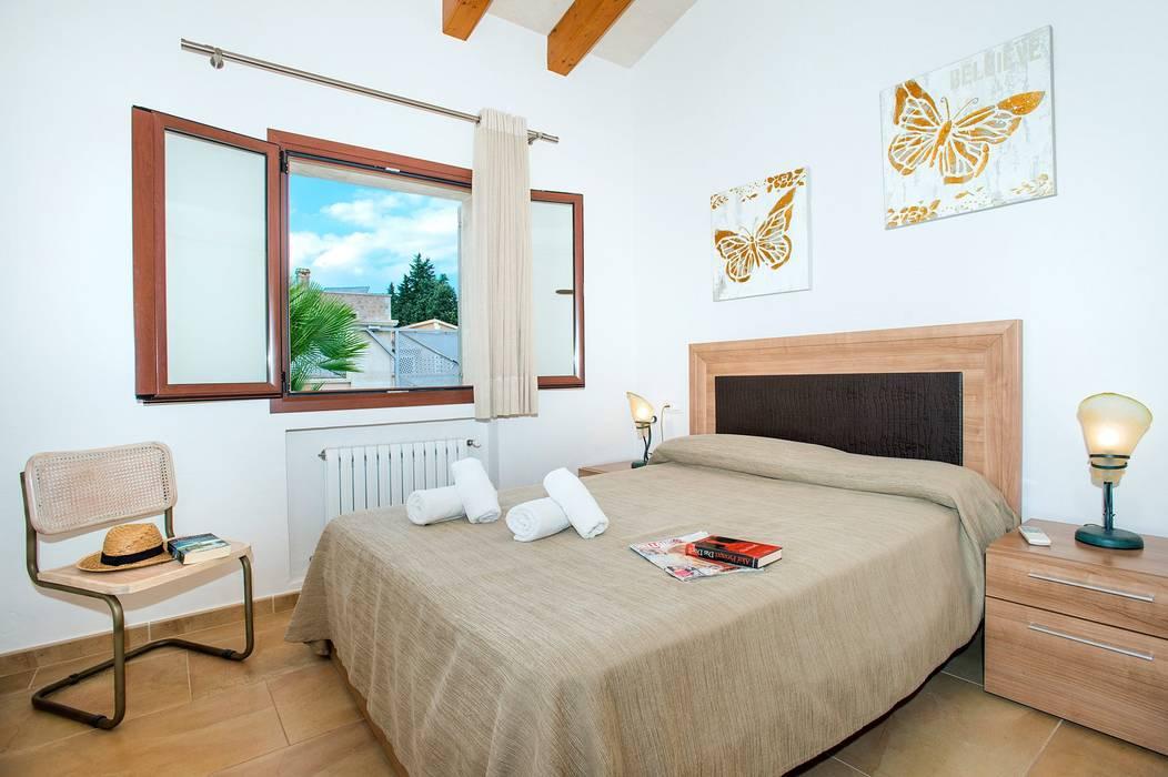 Dormitorios Mallorca.Diseno Y Construccion De Una Villa En Mallorca Dormitorios De