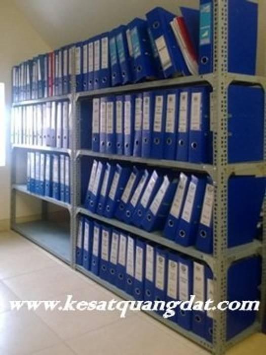 Kệ để hồ sơ : HS44:  Tòa nhà văn phòng by Kệ Sắt Quang Đạt