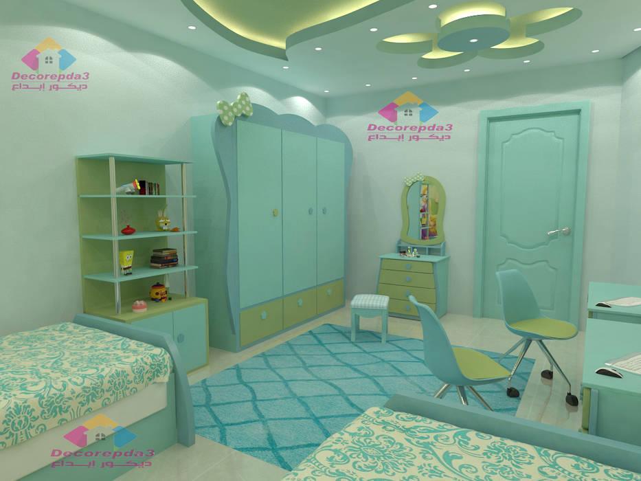 Nursery/kid's room by ديكور ابداع