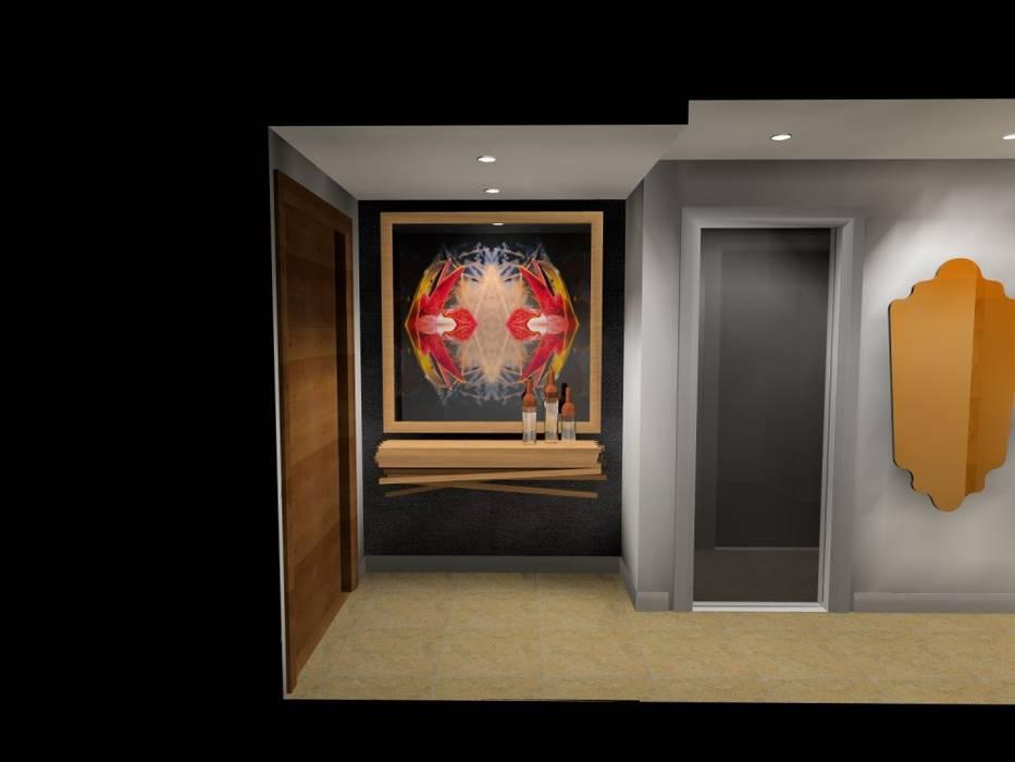 entrance hallway AB DESIGN Corridor, hallway & stairsAccessories & decoration