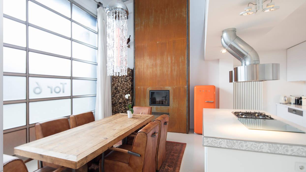 White Loft Villa Von Jensen Raumkonzept Design Homify