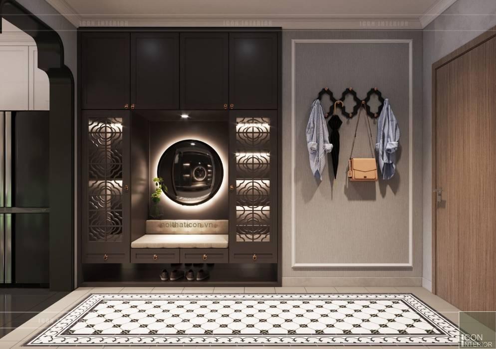 Puertas de estilo  por ICON INTERIOR, Asiático