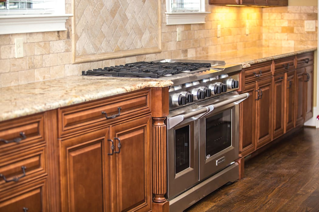 by ViSign Remodeling Modern Granite