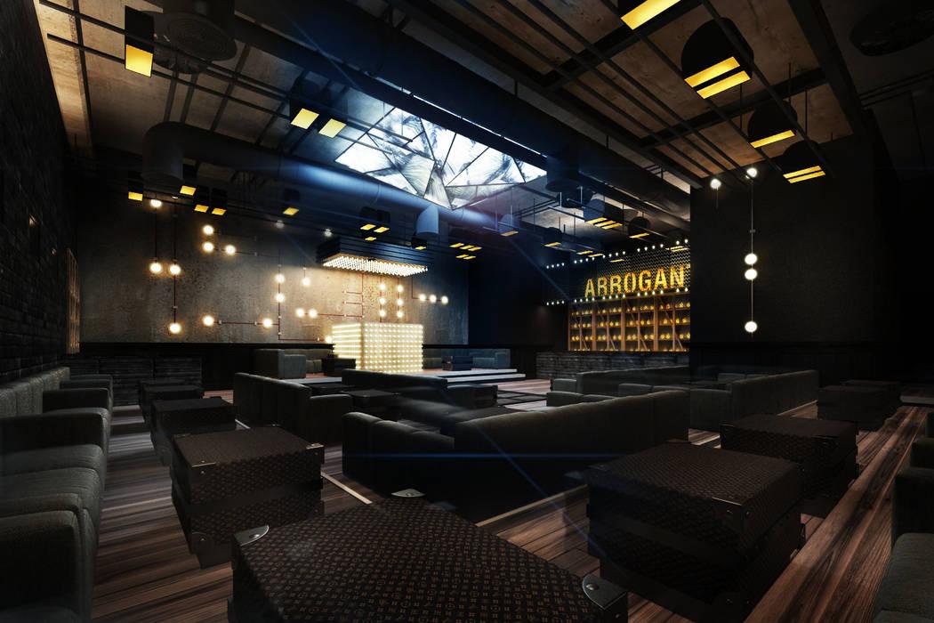 Bar & Klub  oleh RAVisuals, Eklektik