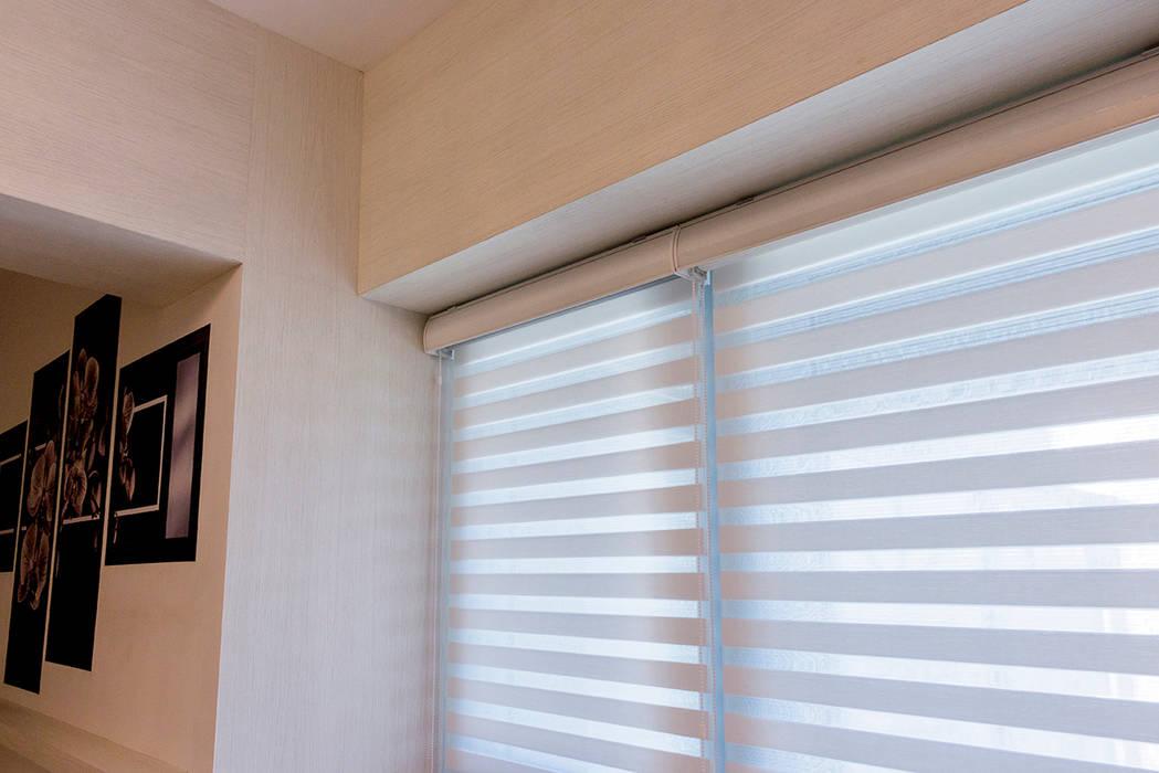 Sheer elegance: el más lindo accesorio para tus ventanas: Puertas y ventanas de estilo  por INVELO