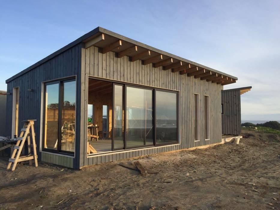 Cabaña en Santos del Mar de AtelierStudio Moderno