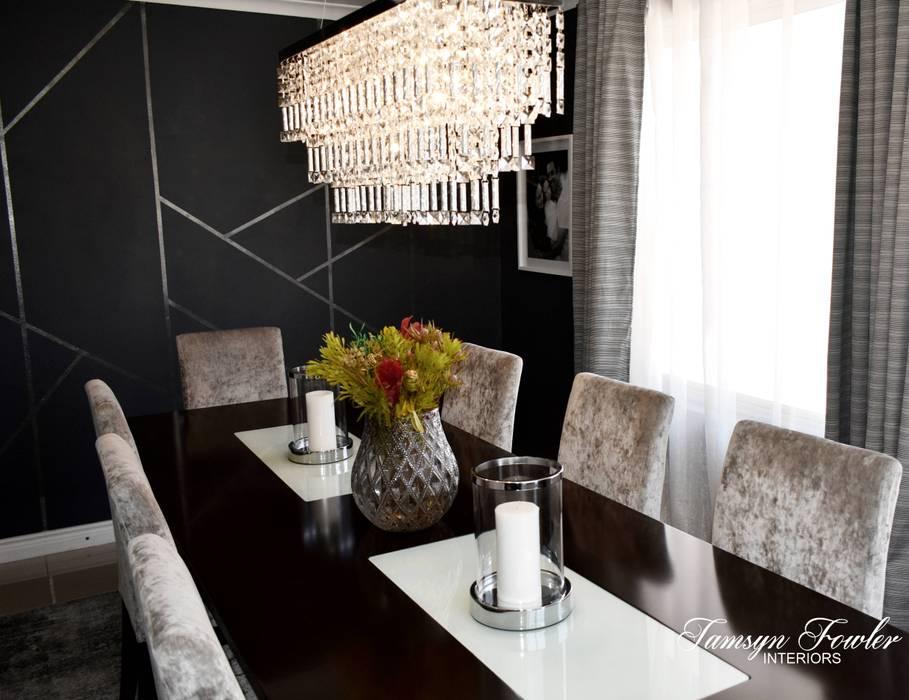 Salle à manger moderne par Tamsyn Fowler Interiors Moderne