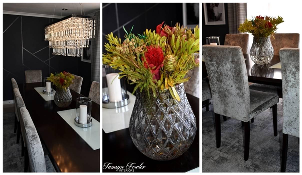 Tamsyn Fowler Interiors Modern Dining Room