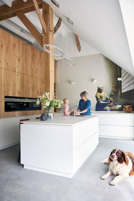 Studio Woonforum Built-in kitchens