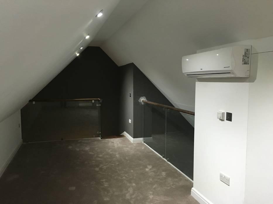Sudbury Hill, Harrow Arc 3 Architects & Chartered Surveyors Modern style bedroom