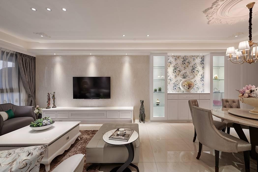 壁面設計 根據 趙玲室內設計 古典風