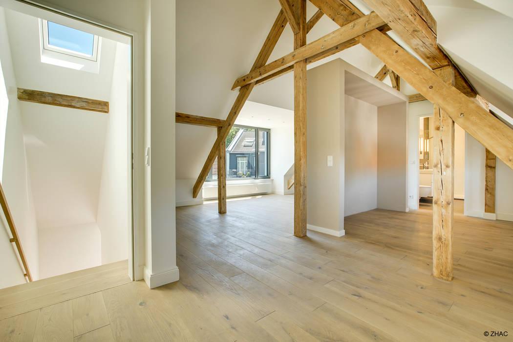 Gründerzeithaus A von ZHAC / Zweering Helmus Architektur+Consulting Modern