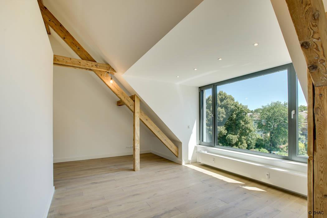 Gründerzeithaus A:  Dach von ZHAC / Zweering Helmus Architektur+Consulting