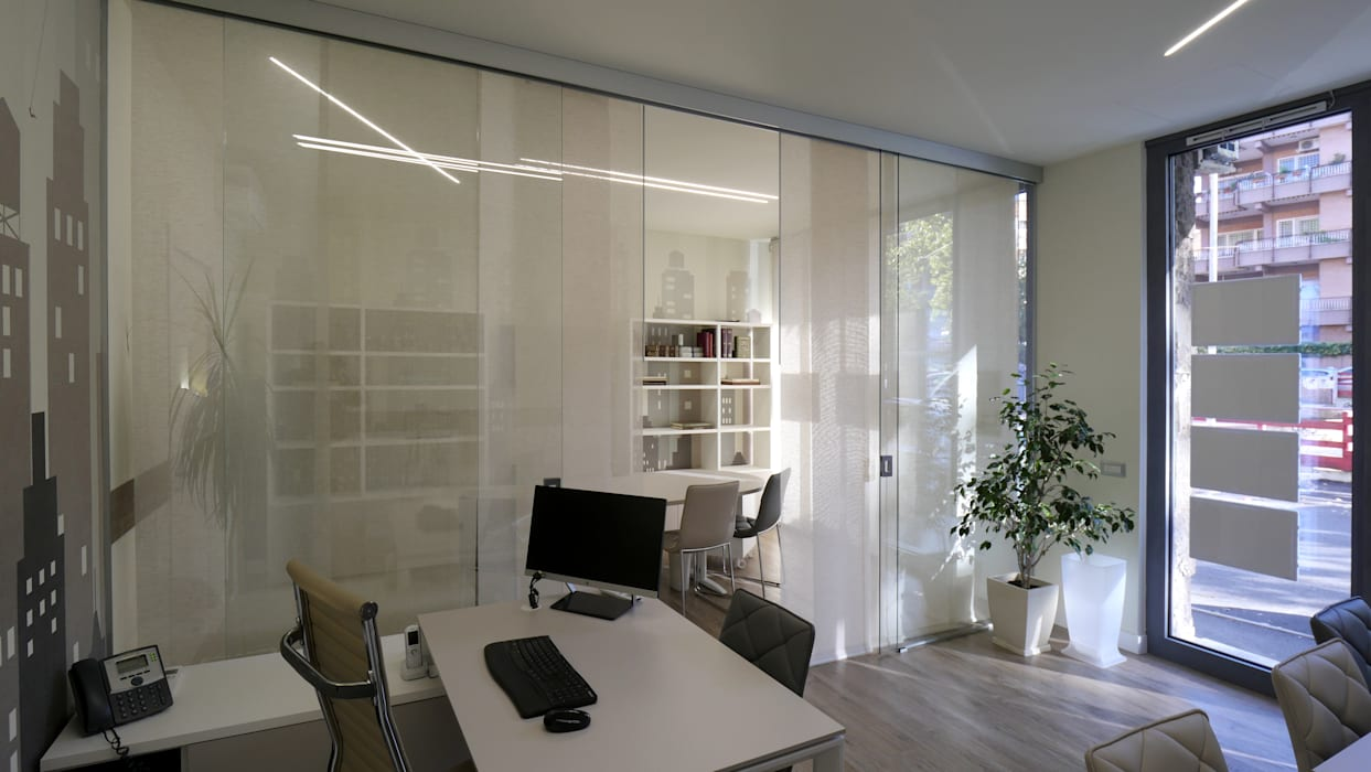 Commercial Spaces by Pamela Tranquilli Interior Designer ,