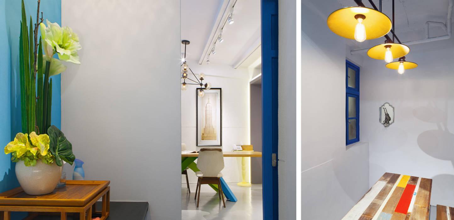 伊歐設計工作室 根據 伊歐室內裝修設計有限公司 隨意取材風