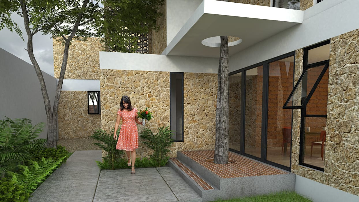 Vintark arquitectura บ้านและที่อยู่อาศัย