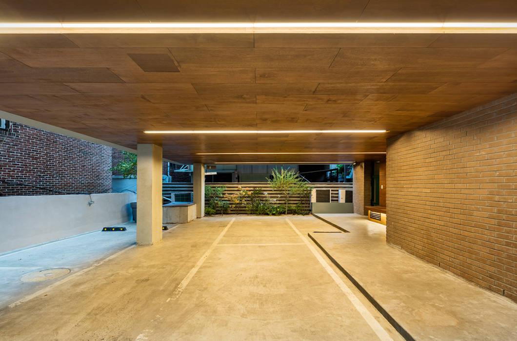 대조동 '칠월': 서가 건축사사무소의  주택,