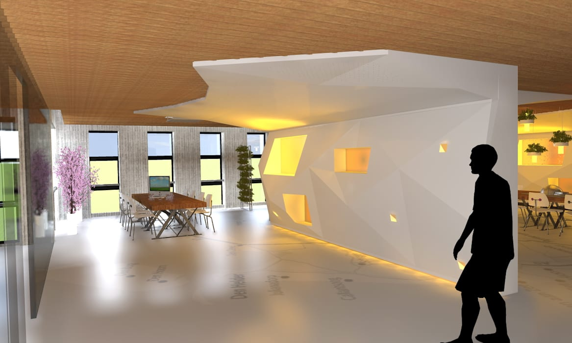 現代  by TEKTON architekten, 現代風