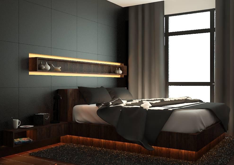 Bedroom 1 Oleh Tatami design