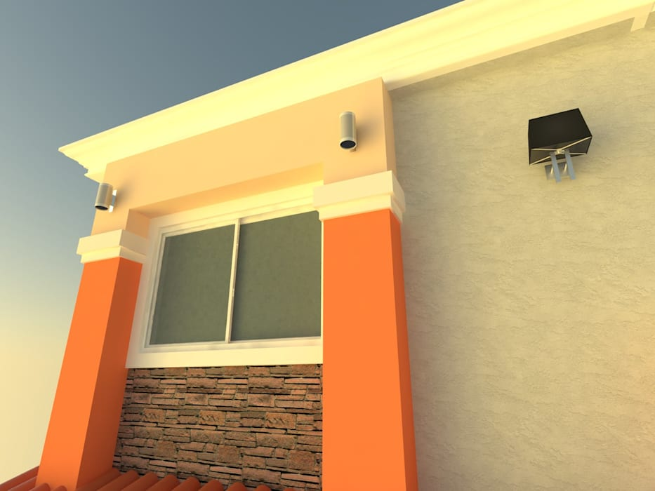 detalle ventana :  de estilo  por Constru-Acción