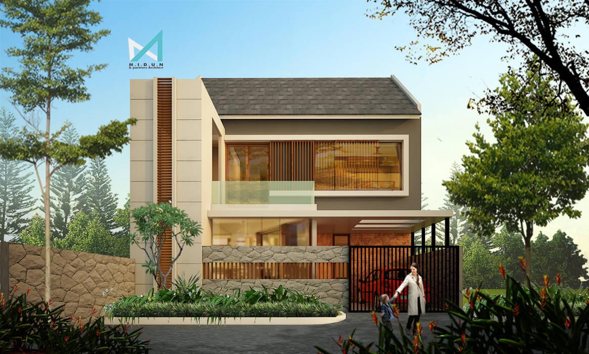 RZ HOUSE 2: Rumah oleh midun and partners architect,