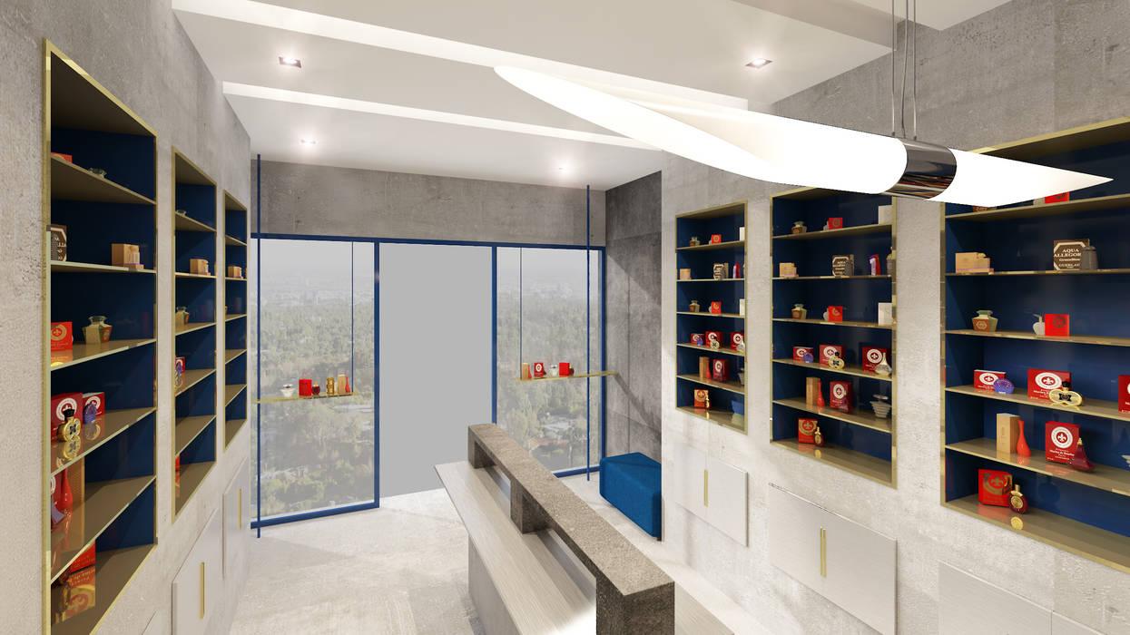 Mimayris Proje ve Yapı Ltd. Şti. – Espanol Estrella Mağazası Konsept Tasarımı:  tarz