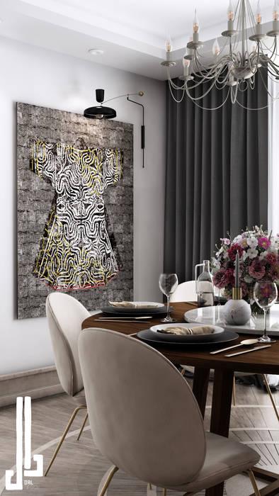 Private apartment | Modern Style من dal design office حداثي