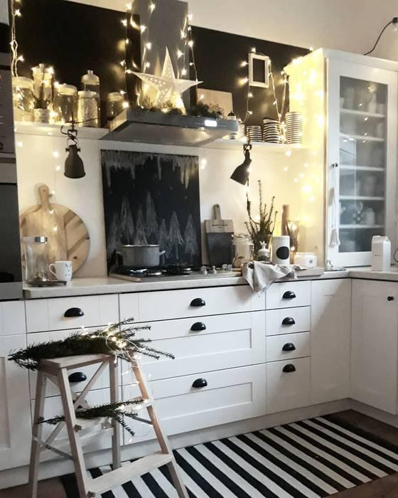 Przytulna Kuchnia W Stylu Skandynawskim Styl W Kategorii