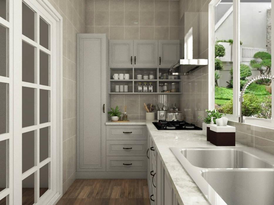 Kitchen Set: Dapur oleh PT. Leeyaqat Karya Pratama,