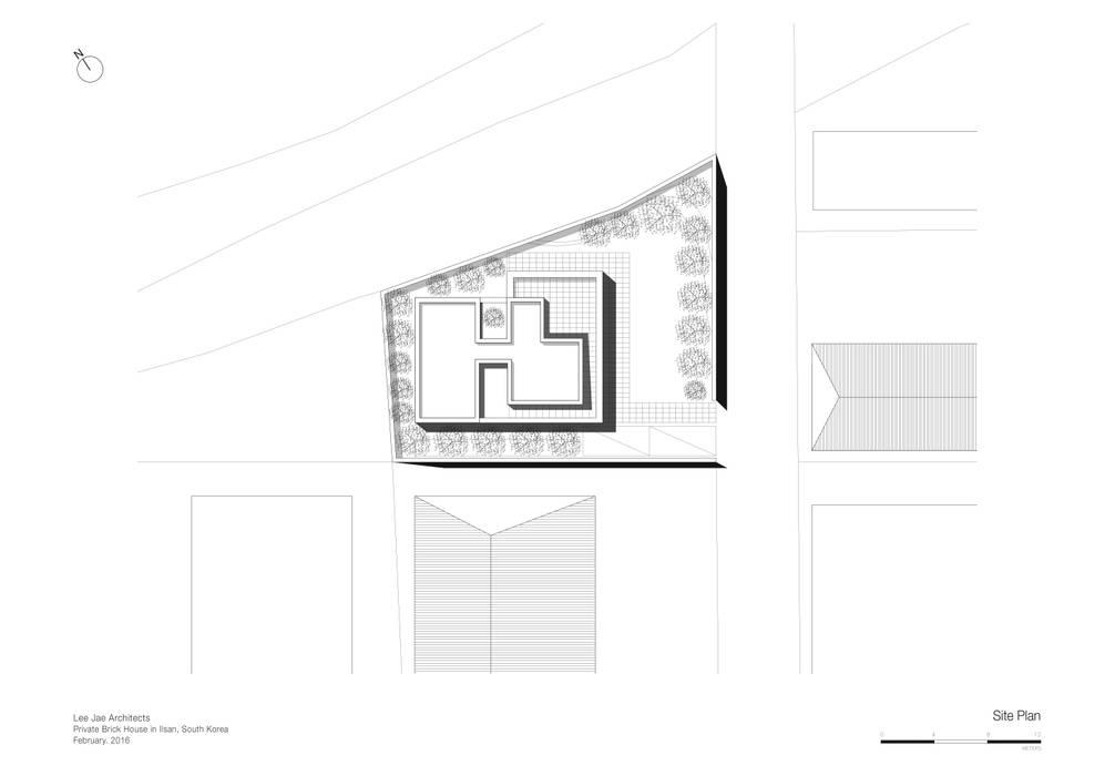 сучасний  by Lee Jae Architects, Сучасний