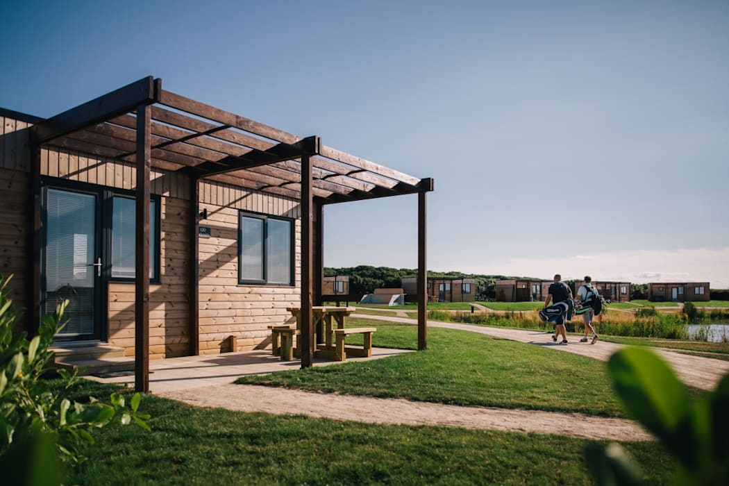 BWF Off-Site Brochure by Building With Frames Modern Wood Wood effect